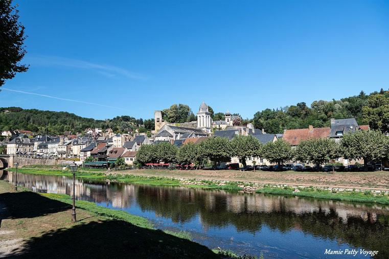 La Vézère, Dordogne