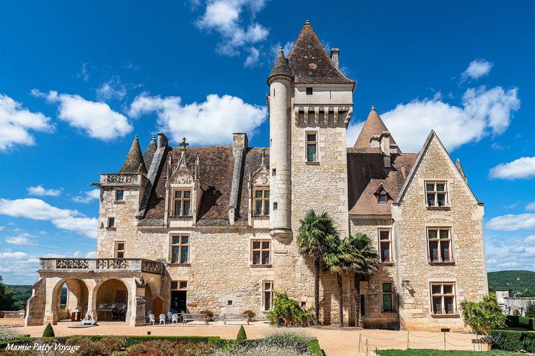 Le Château des Milandes, Dordogne