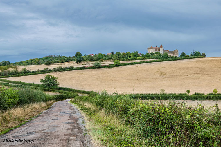 Châteauneuf-en-Auxois, Bourgogne