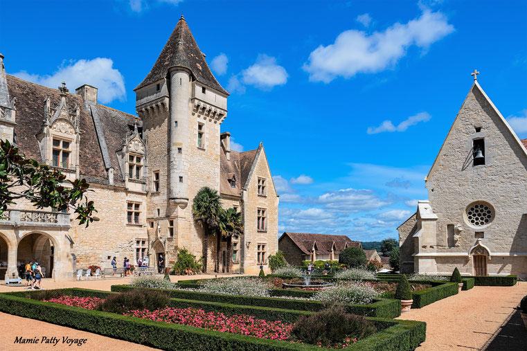 La maison de Joséphine Baker, le château des Milandes