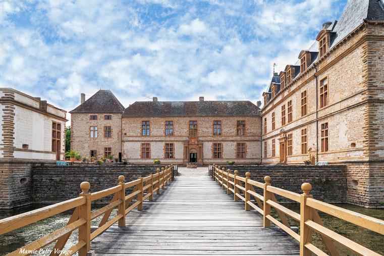 Château de Cormatin, Bourgogne