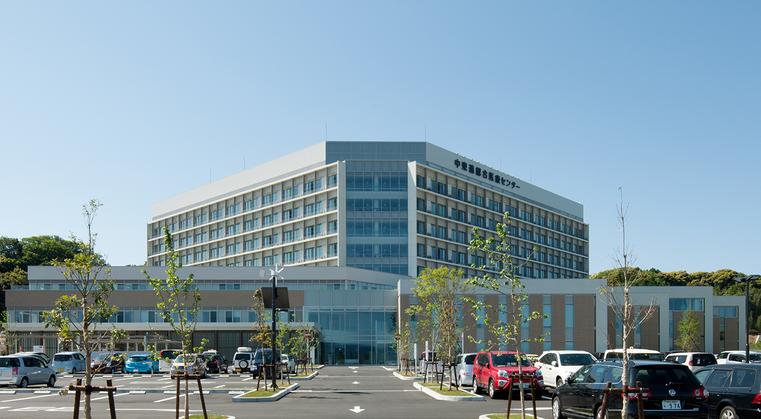 病院外観(北正面)