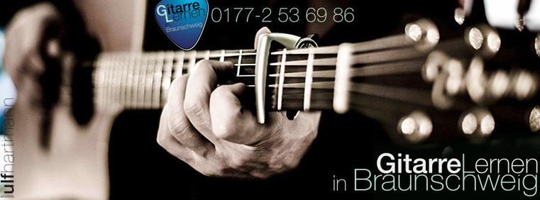 Gitarrelernen in Braunschweig Gitarrenunterricht www.gitarrelernen-braunschweig.de