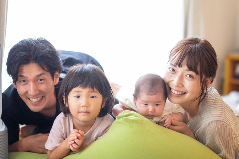 東京 練馬 出張撮影カメラマン 家族写真