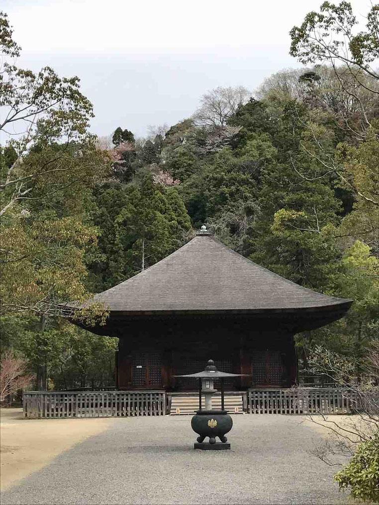国宝 白水阿弥陀堂