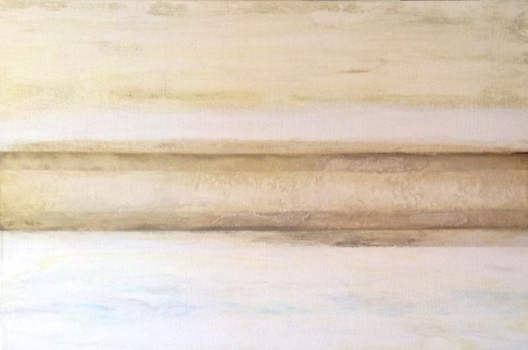 """"""" Junio """" - 90W x 60H x 2cm - Acrílico sobre lienzo"""