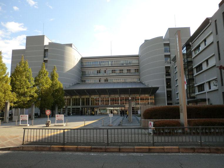 大阪府警察門真運転免許試験場大阪門真古川橋で飛び込み一発免許試験