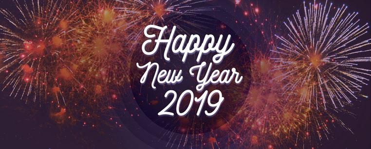 Für das kommende Jahr wünschen wir Ihnen, Ihren Mitarbeitern und Familienangehörigen viel Glück, Freude und Erfolg. Für Ihr Vertrauen und die angenehme Zusammenarbeit möchten wir Ihnen herzlich danken und freuen uns auf ein gemeinsames 2019!