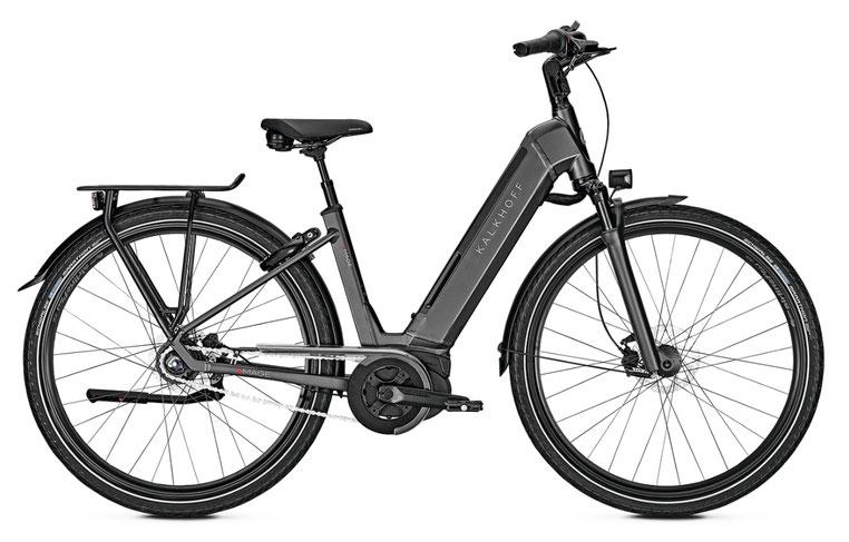 Kalkhoff Image XXL B8 City/XXL e-Bike 2018