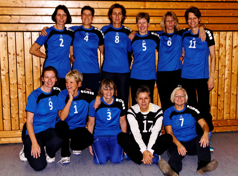 DSC 99 Volleyball Seniorinnen