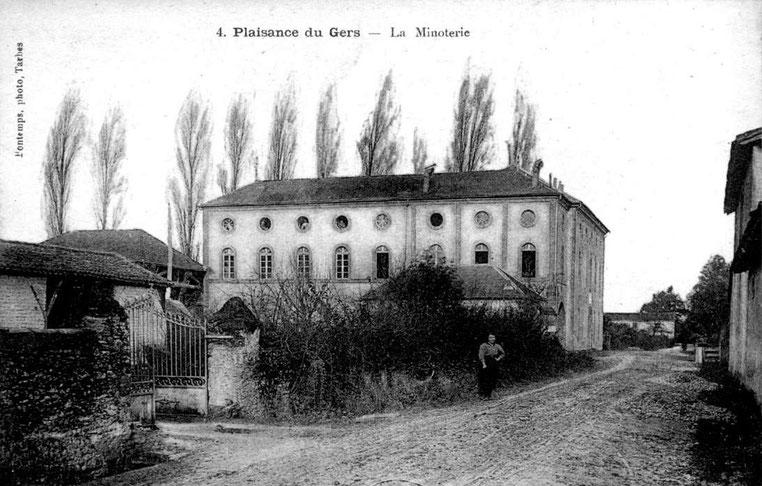 Minoterie grand moulin Cassagnac Plaisance du Gers Eugène Haas