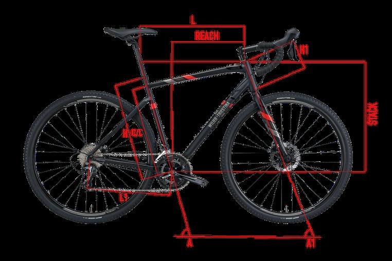 Wilier JAREEN Geometrie Italian Cycle Experience