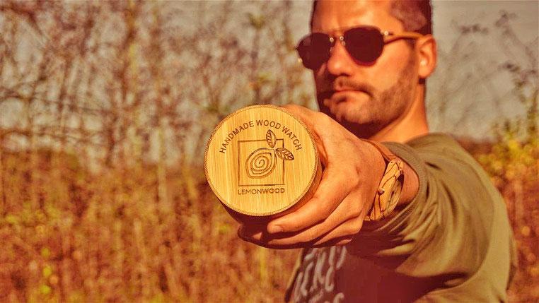 Lemonwood Service Handmade Beratung Qualität Holzkunst Holz-Brille Holz-Uhr Holz-Fliege