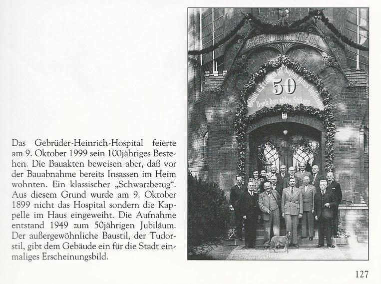 Auszug aus dem Heft  Archivbilder aus Luckenwalde von Roman Schmidt. Erschienen im Sutton Verlag Erfurt.