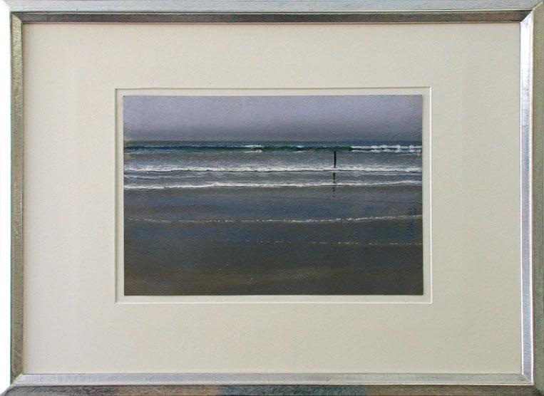 """Strand"" (Pastell), 70 cm x 50 cm"