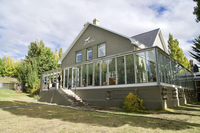 Las Buitreras Lodge