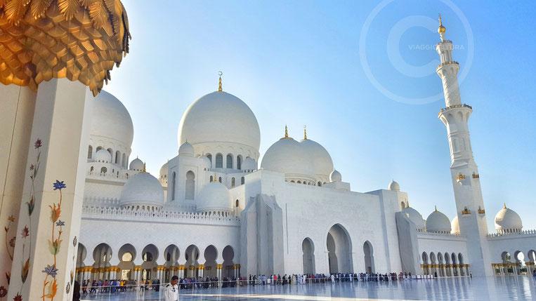 Moschea dello Sceicco Zayed, Abu Dhabi