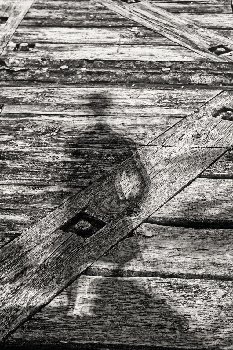 Schatten des Wanderers........