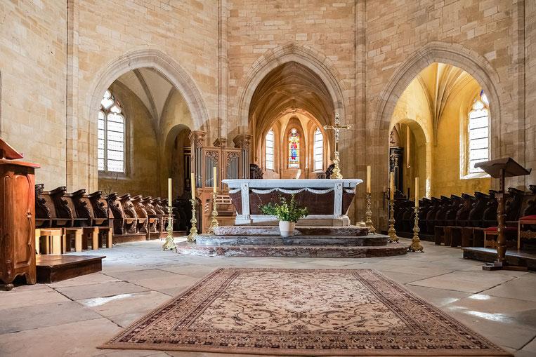 Cathédrale Saint-Sarcedos, Sarlat-laCanéda, Dordogne