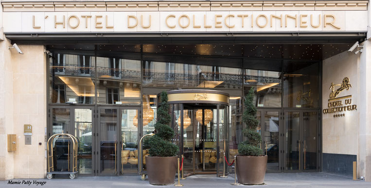 L'Hôtel du Collectionneur, Paris, France