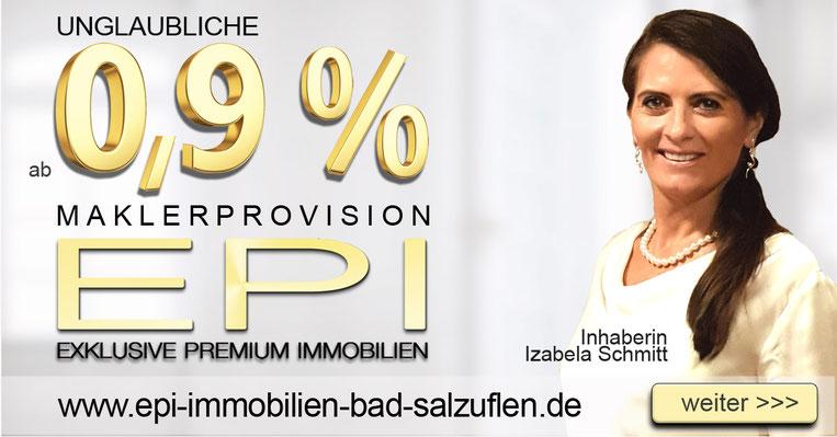 IMMOBILIENMAKLER BAD SALZUFLEN OHNE MAKLERPROVISION W