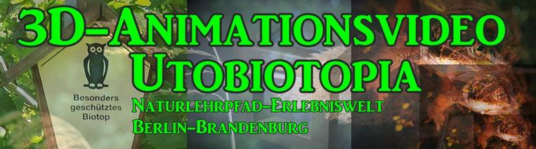 Titelbild Utobiotopia-Startnext