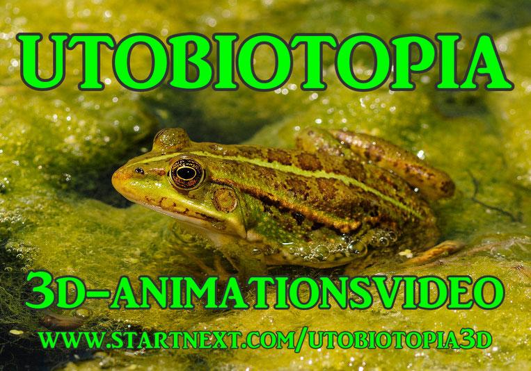 Frosch Utobiotopia