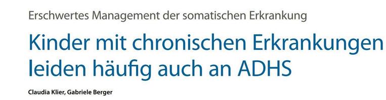 Psychodiabetologie Psychische Erkrankung Diabetes ADHS Depression Essstörung Angst Gabriele Berger Claudia Klier