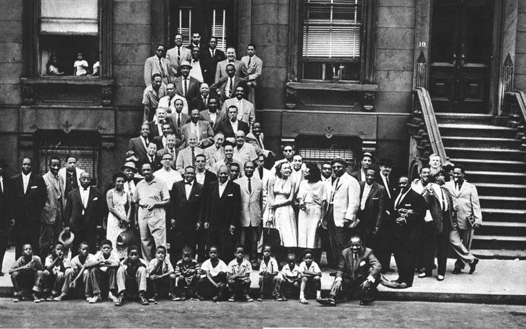A Great Day in Harlem-mujres jazz-marian mcpartland