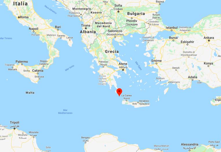 Isola di Antikythera - Cerigotto