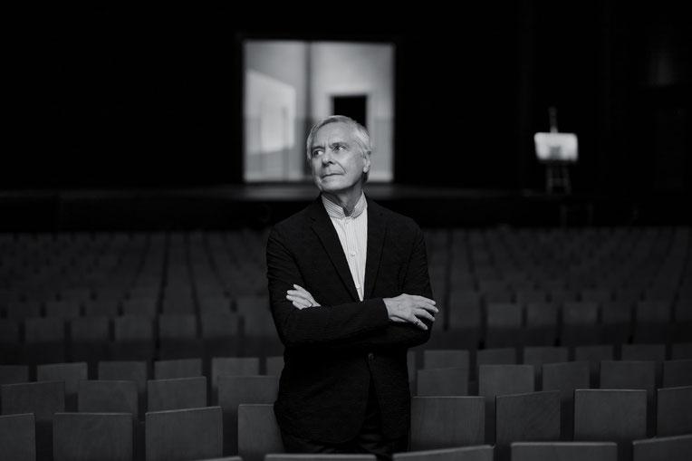 Ein Großmeister des Balletts: der Amerikaner John Neumeier. Foto: Kiran West/PR/Tivoli