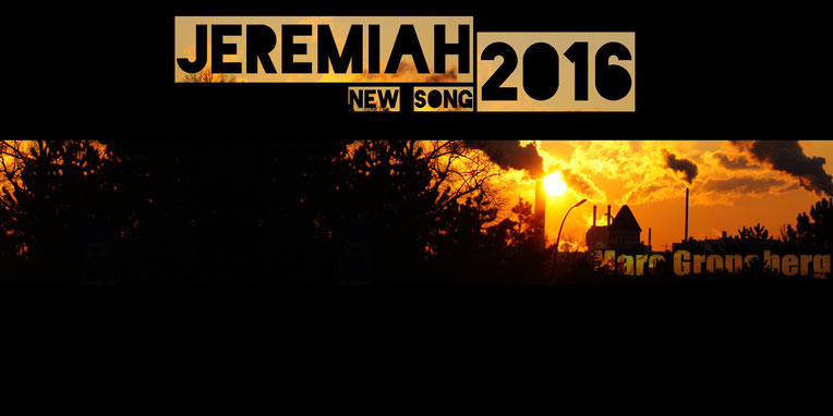 #Jeremiah lands in 2016th ... by Marc Groneberg