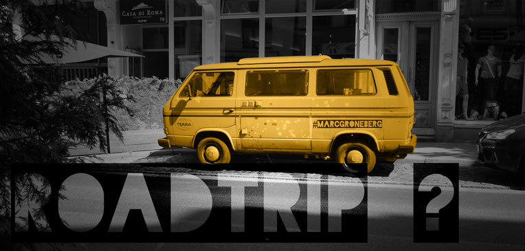 #Roadtrip in St. Georg   #Hamburg   Photo & Edit by Marc Groneberg - © Marc Groneberg