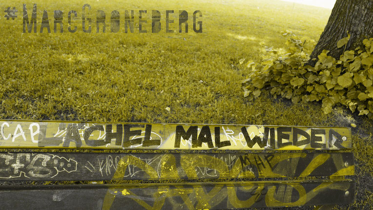#lächelmalwieder | Photo & Edit © by Marc Groneberg