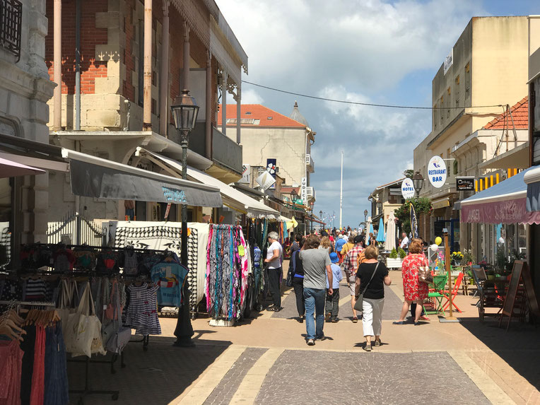 Soulac-sur-Mer shopping
