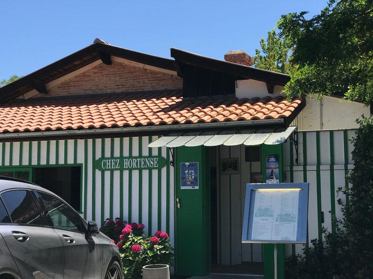 Chez Hortense, Cap Ferret
