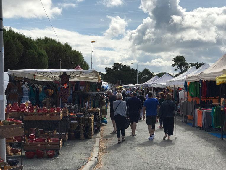 Montalivet Market