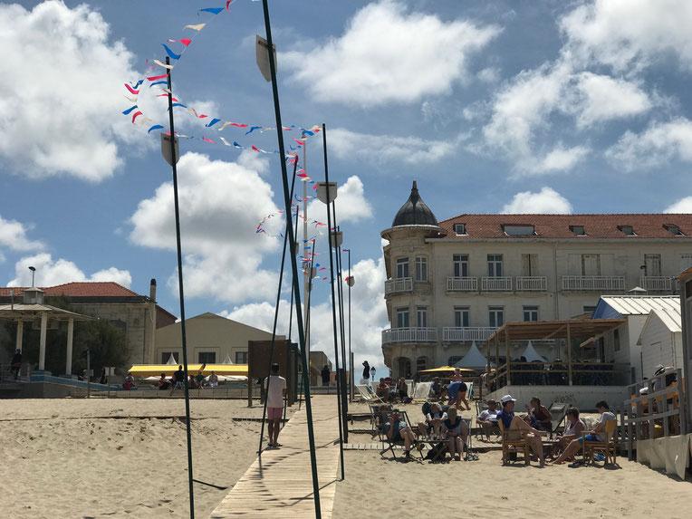 Soulac-sur-Mer beachfront