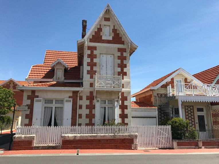 Soulac-sur-Mer architecture