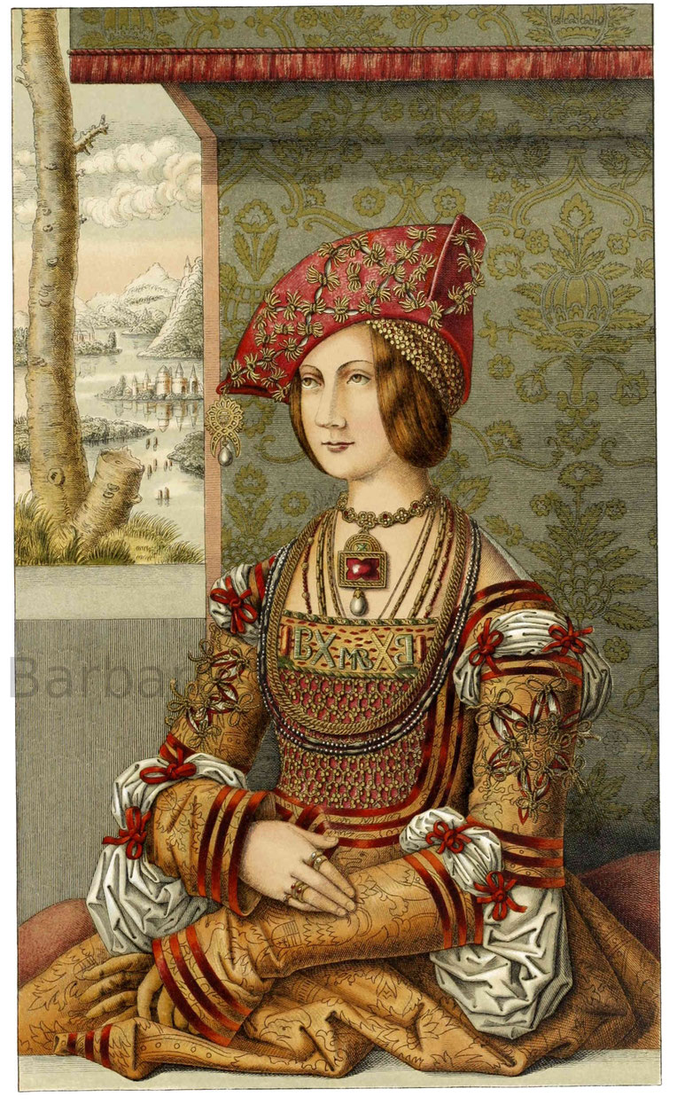 Kaiserin Bianca Maria Sforza