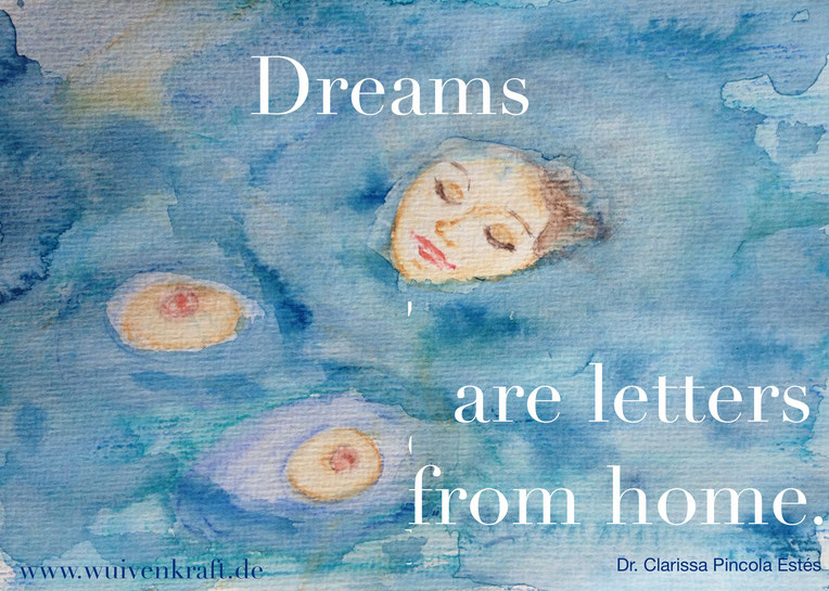 Traumdeutung, Traumarbeit, Träume verstehen, C.G. Jung, verlieben, Psychotherapie,