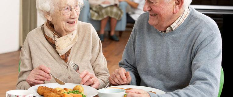 denutrition chez la personne agee