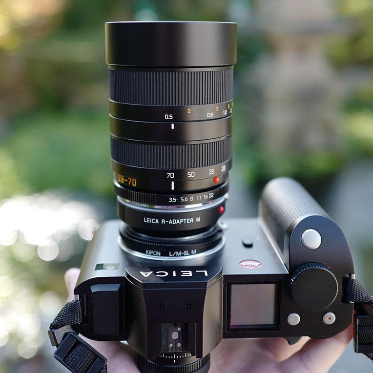 Leica M-P type 240 + LEICA ライカ VARIO-ELMAR-R バリオエルマー 28-70mm F3.5