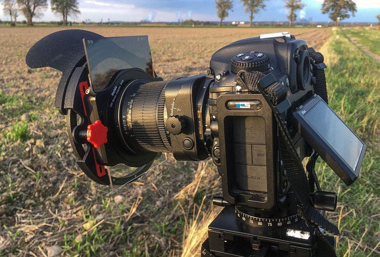 Praxisbericht Panoramafotografie mit NIKON Shift/Tilt PC-E Objektiven an APS-C Kameras. Copyright 2020 by bonnescape.