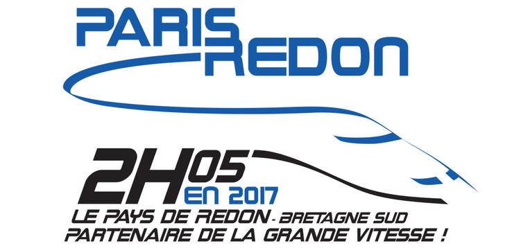 Logo PARIS REDON 2h05 en 2017