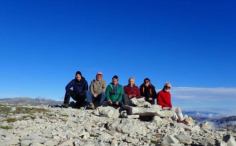 Le Haut Montet (1335 m)