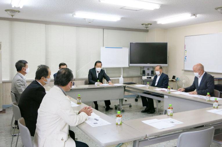 第2回 理事・評議員 合同会議 神奈川韓国綜合教育院