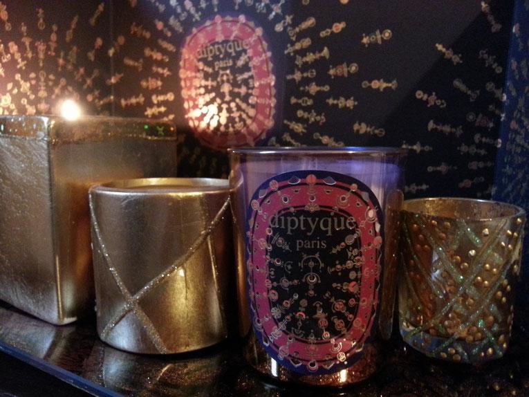 Composizione di candele