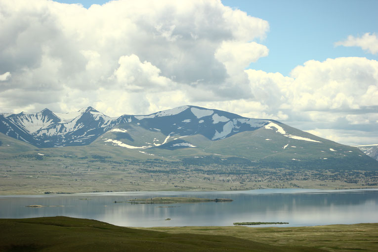 Altai Tavan Bogd National Park-Khoton and Khurgan Lakes