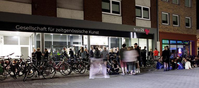 Osnabrücks Kunstverein für zeitgenössische und aktuelle Kunst | Foto: Kerstin Hehmann